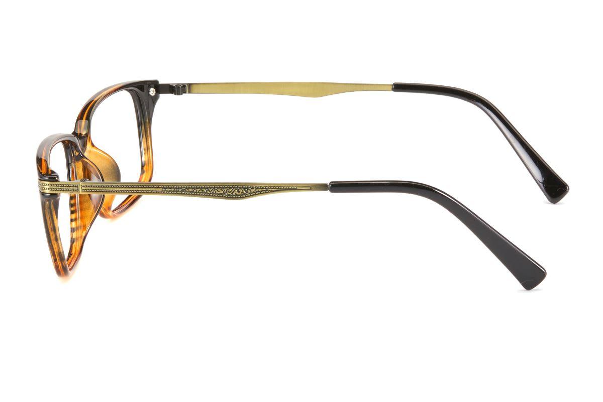 严选质感时尚眼镜 2079-BO3