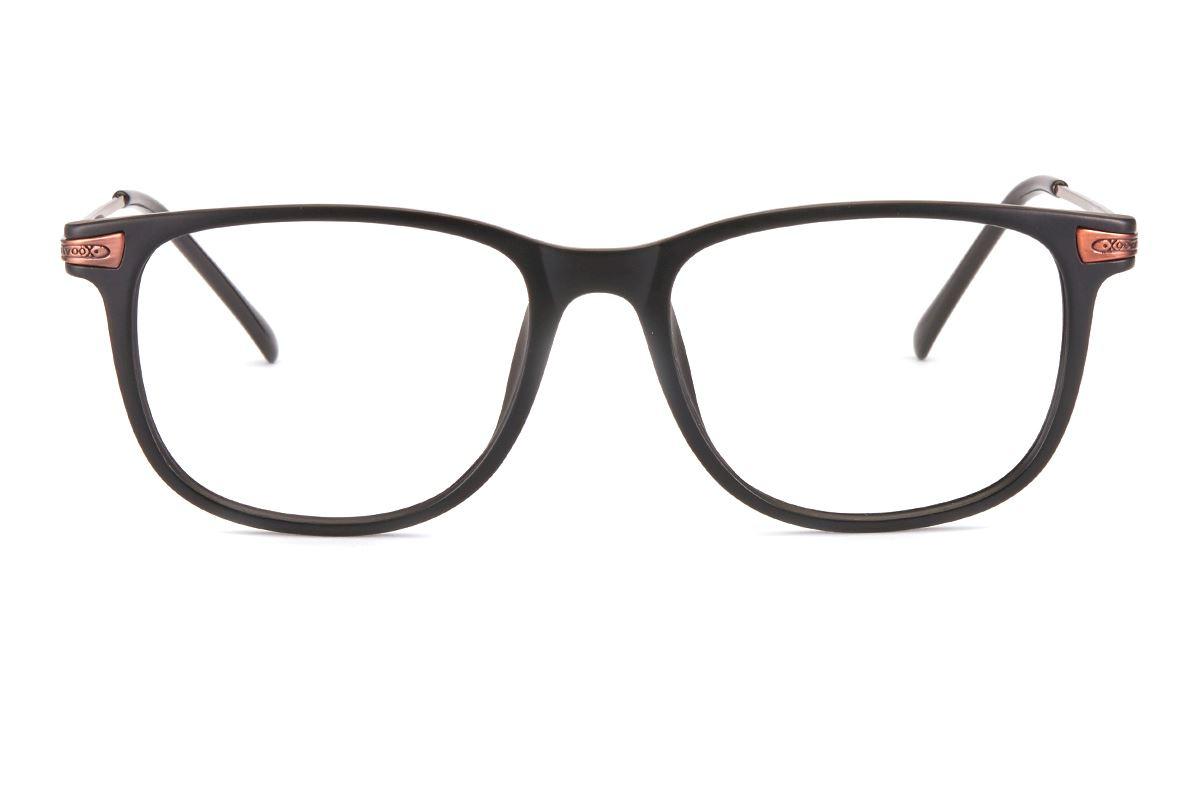 嚴選質感時尚眼鏡 2033-BA2