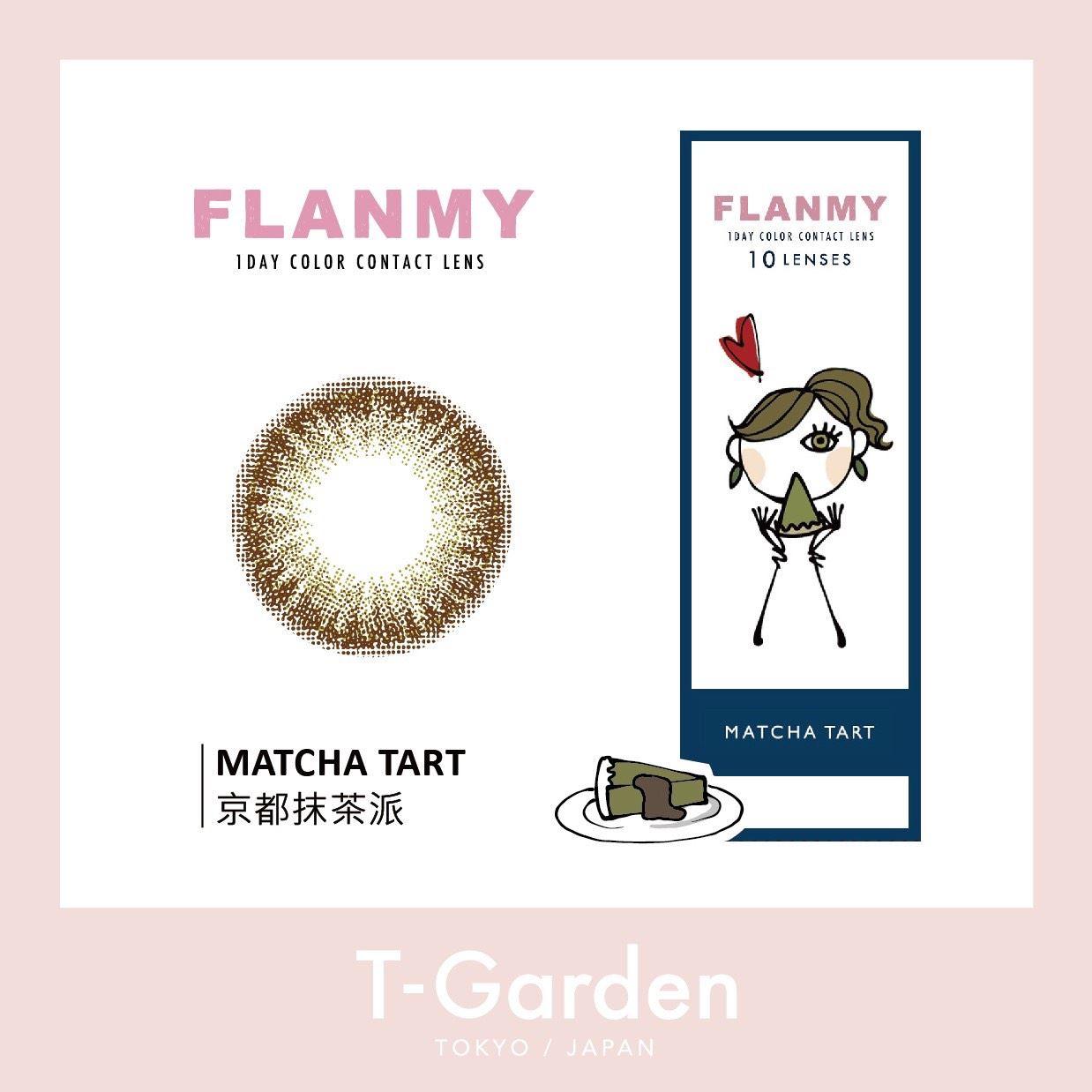 晶碩FLANMY彩色日拋 (10片裝)3