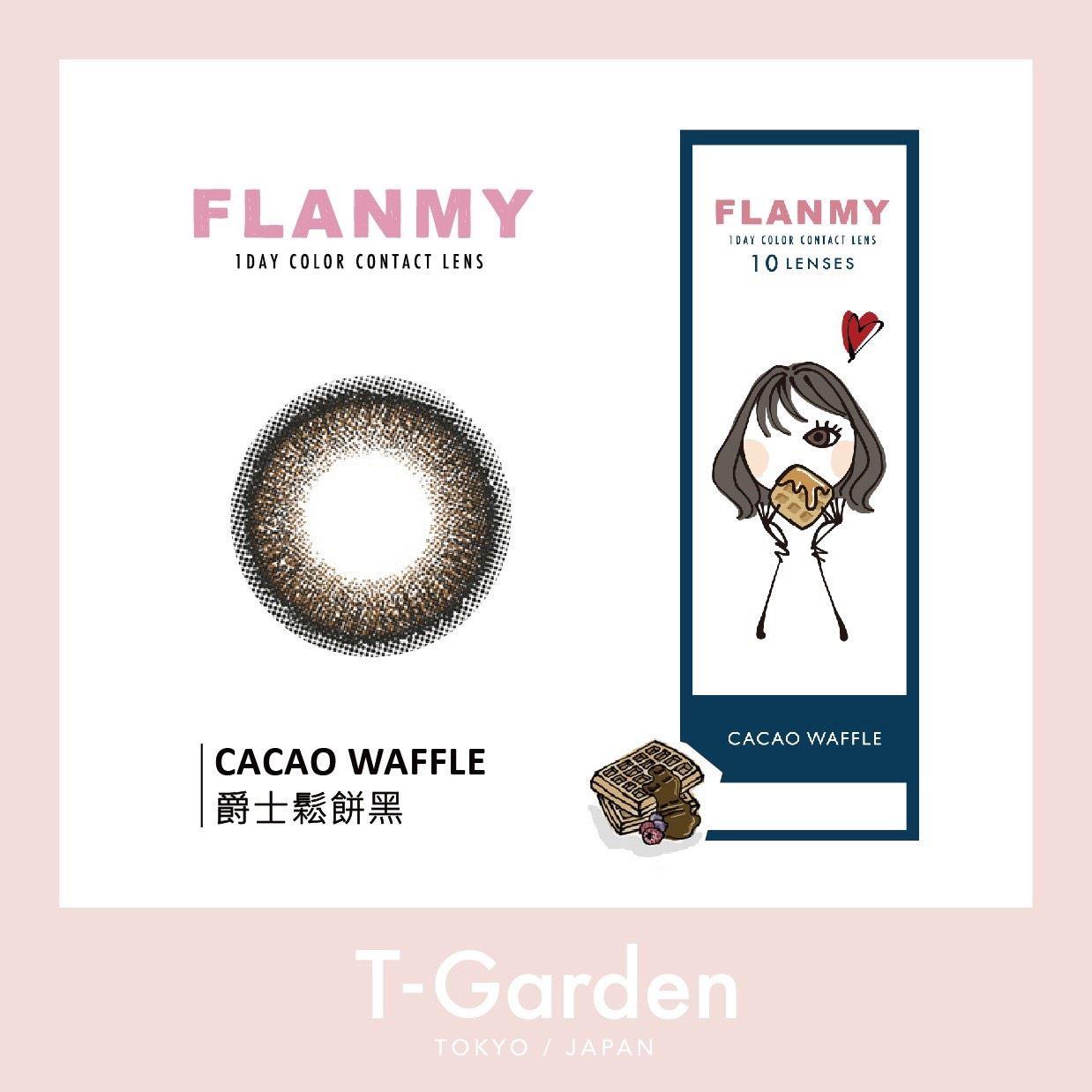 晶碩FLANMY彩色日拋 (10片裝)6
