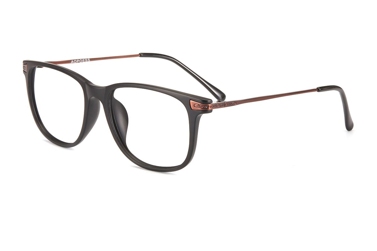嚴選質感時尚眼鏡 2033-BA1