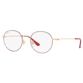 眼镜镜框-Ray Ban 细框眼镜 RB6369D-2730