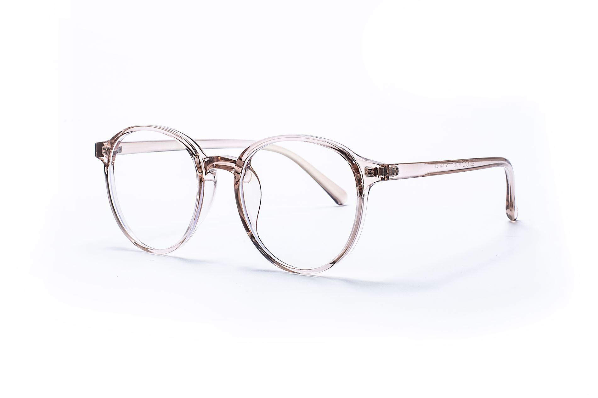 抗藍光眼鏡含無度數鏡片 8393-C31