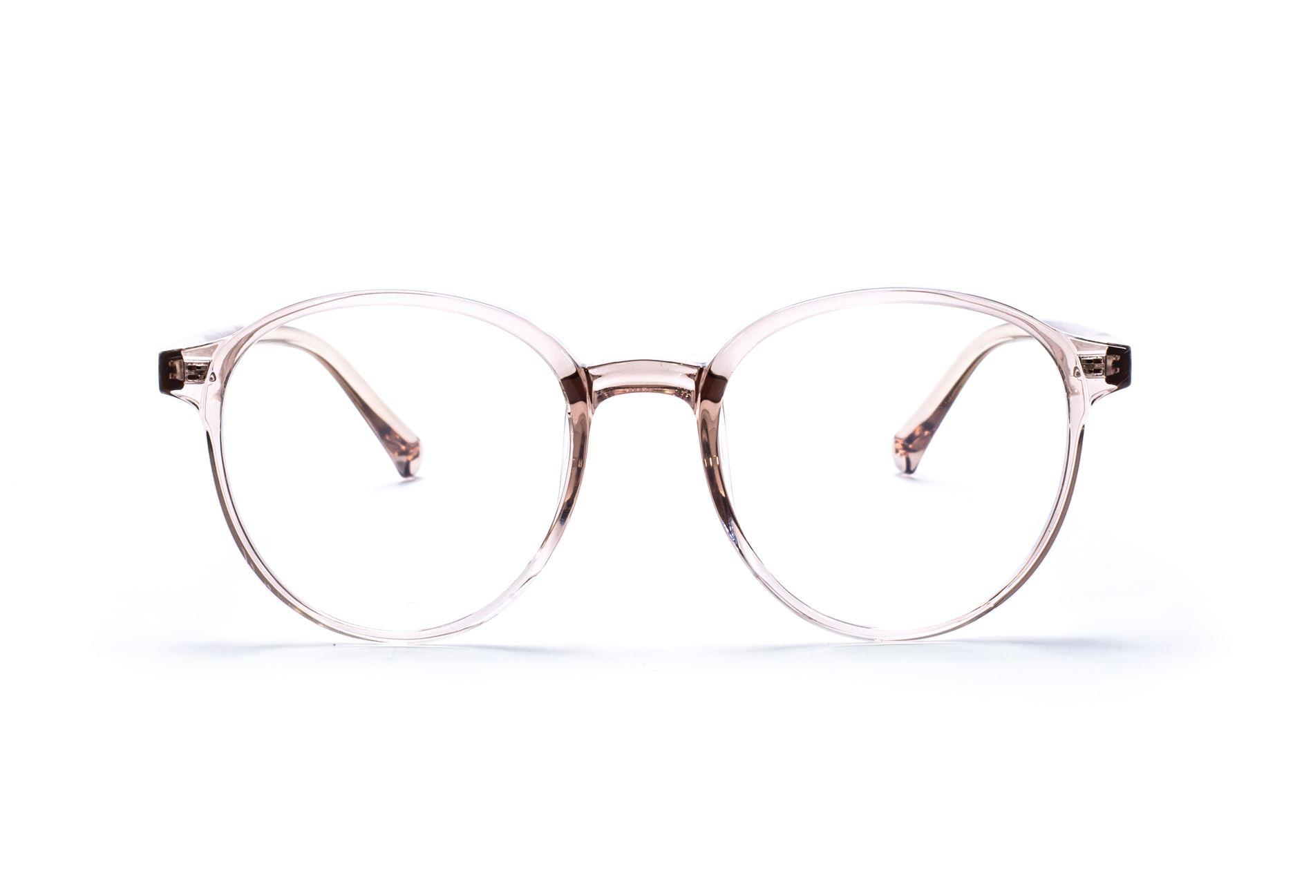 抗藍光眼鏡含無度數鏡片 8393-C32