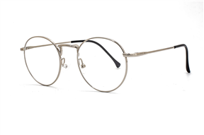 眼鏡鏡框-抗藍光眼鏡含無度數鏡片 66006-C4