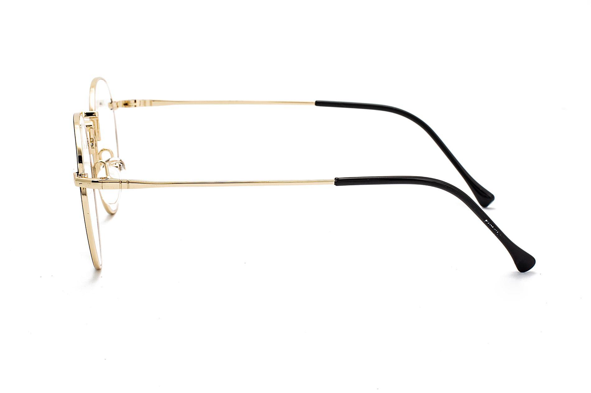 抗藍光眼鏡含無度數鏡片 66006-C63