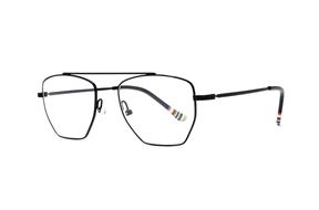 眼镜镜框-金屬多角形88016 C1