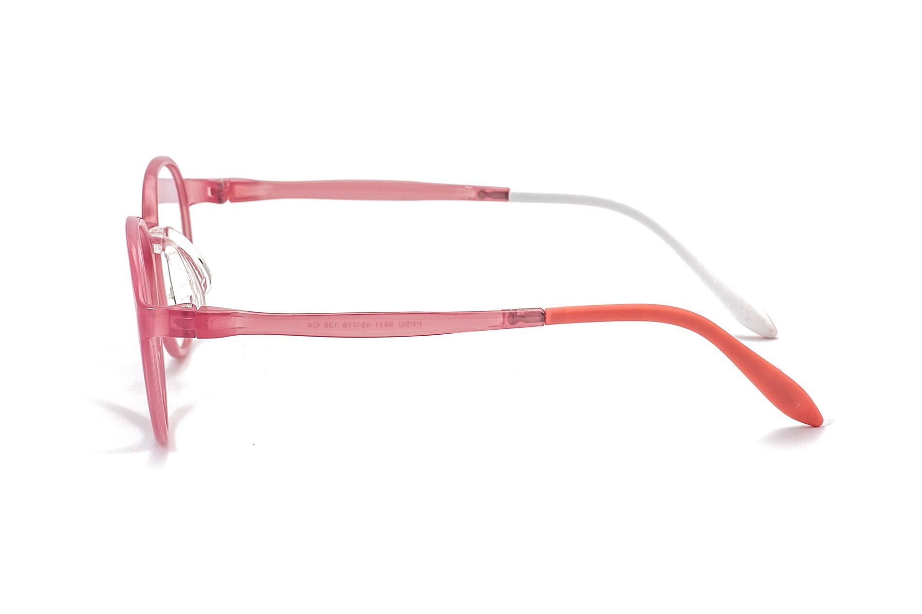 儿童抗蓝光眼镜含无度数镜片 9811-C43