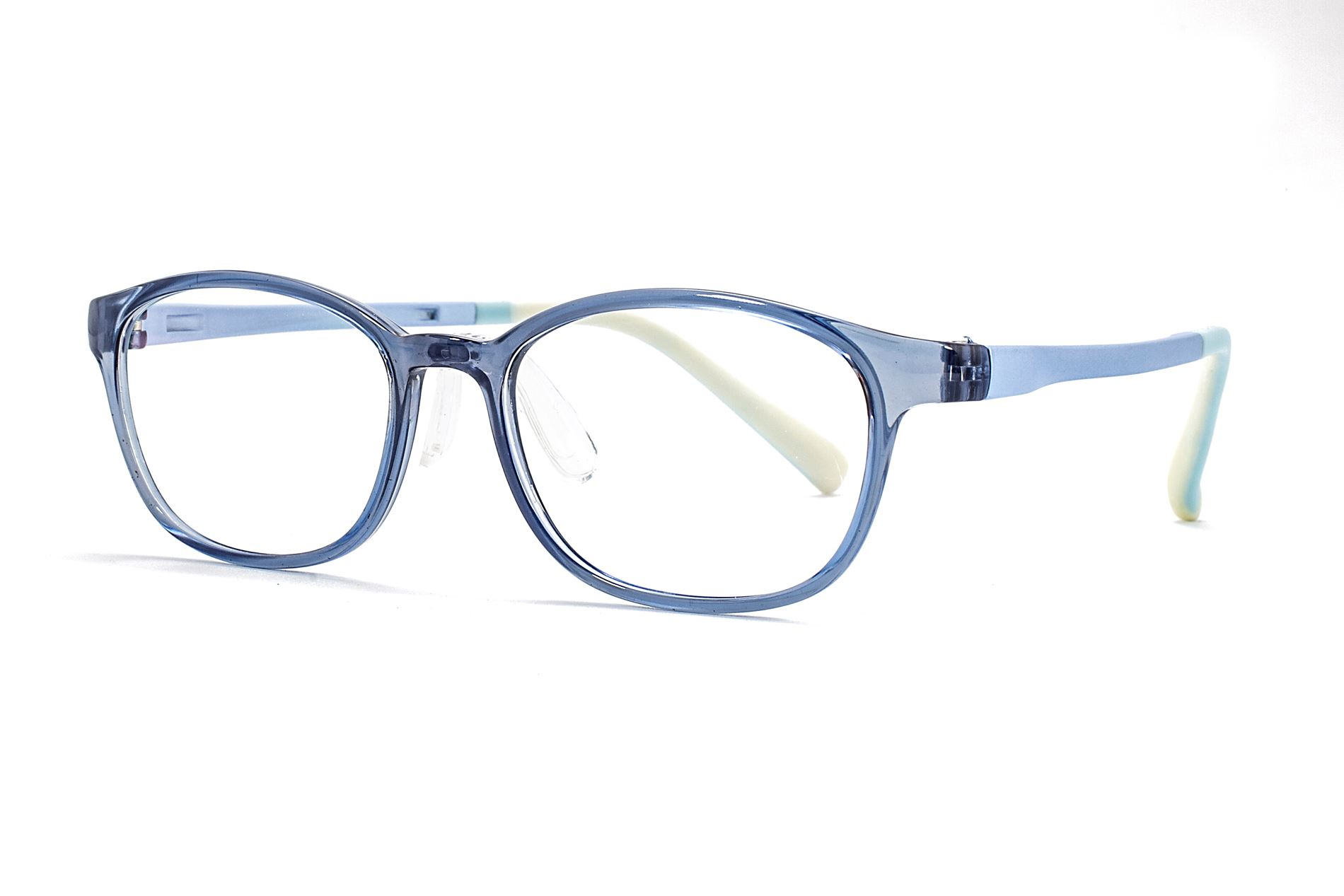 兒童抗藍光眼鏡含無度數鏡片 9816-C51