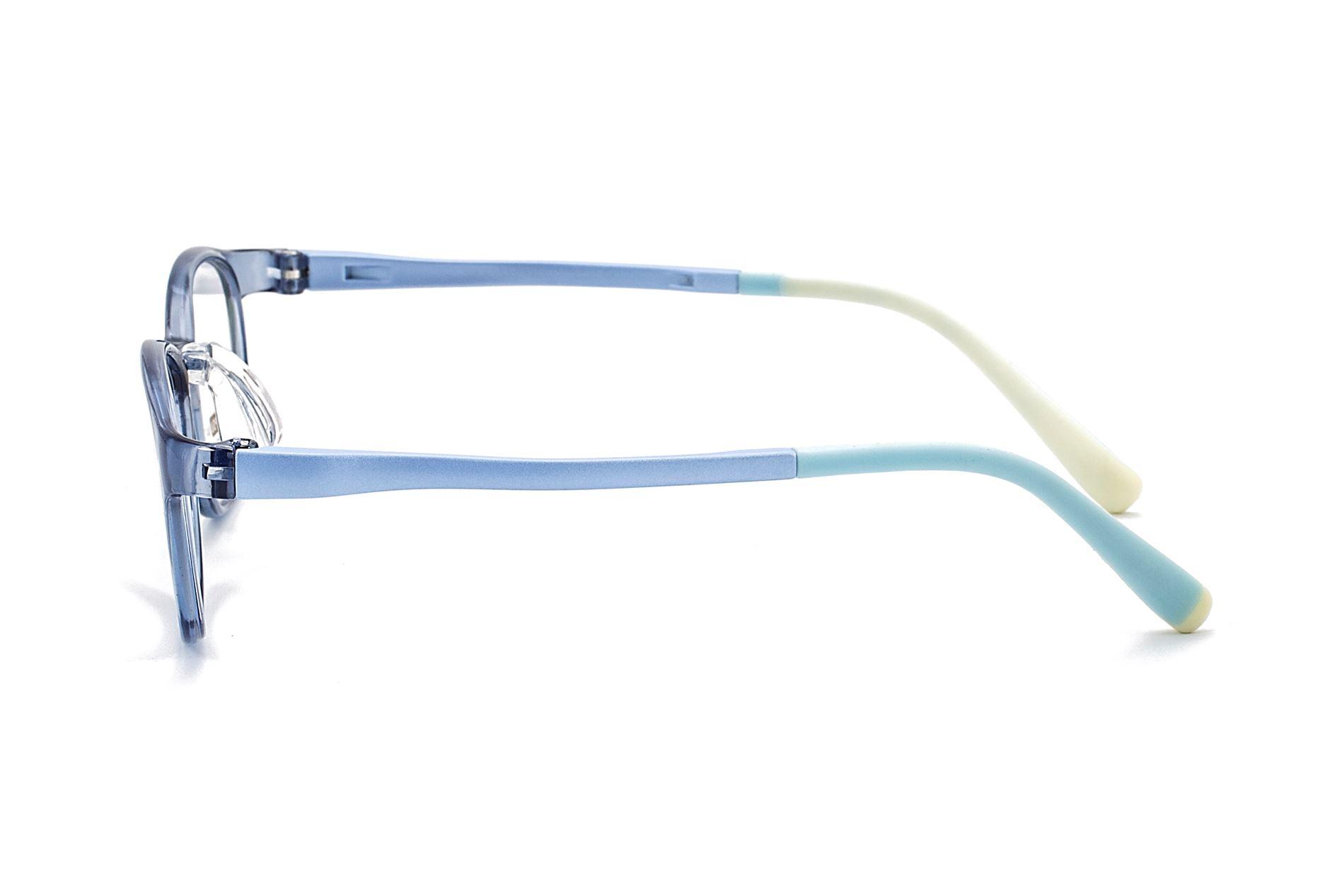 兒童抗藍光眼鏡含無度數鏡片 9816-C53