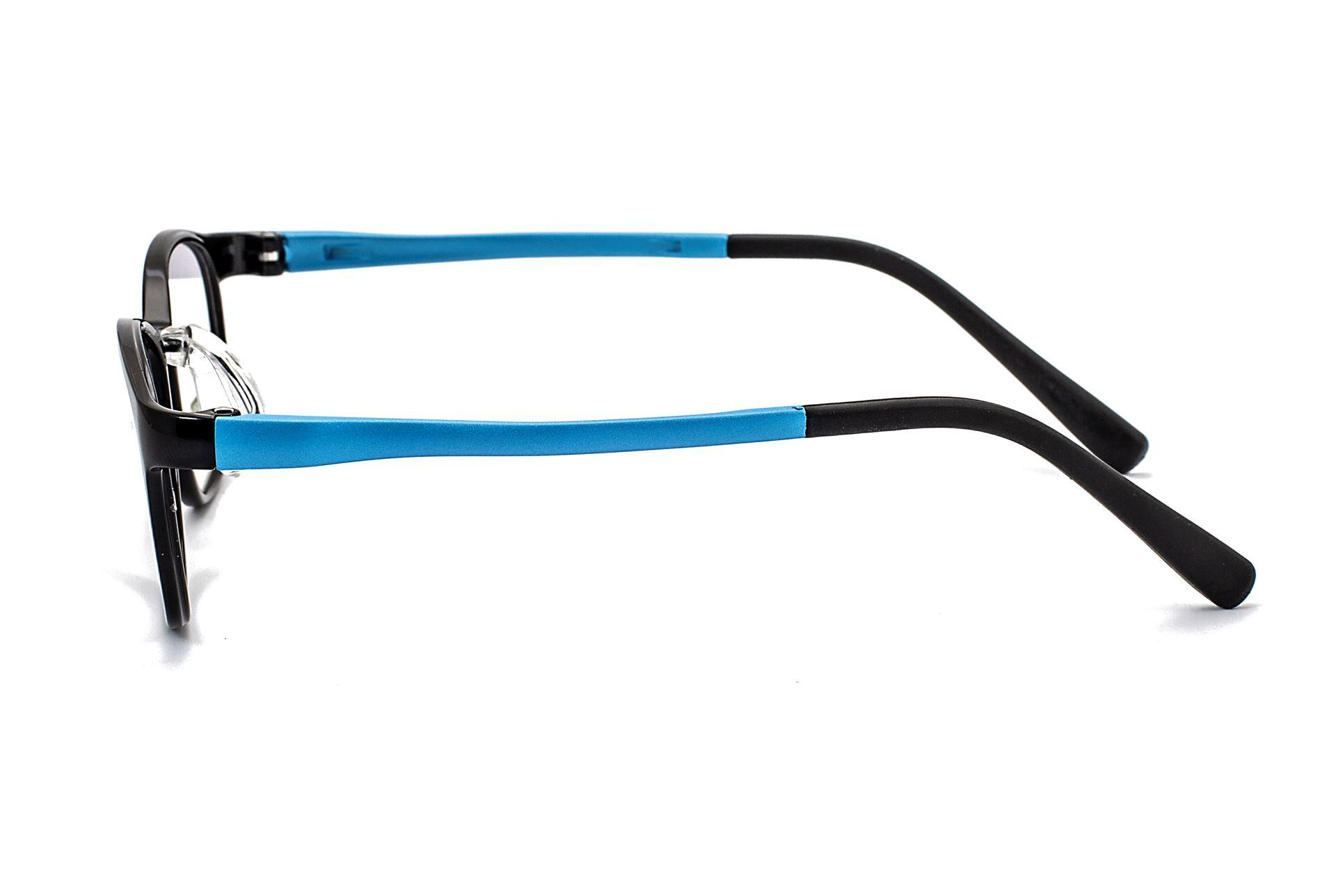 兒童抗藍光眼鏡含無度數鏡片 9816-C23