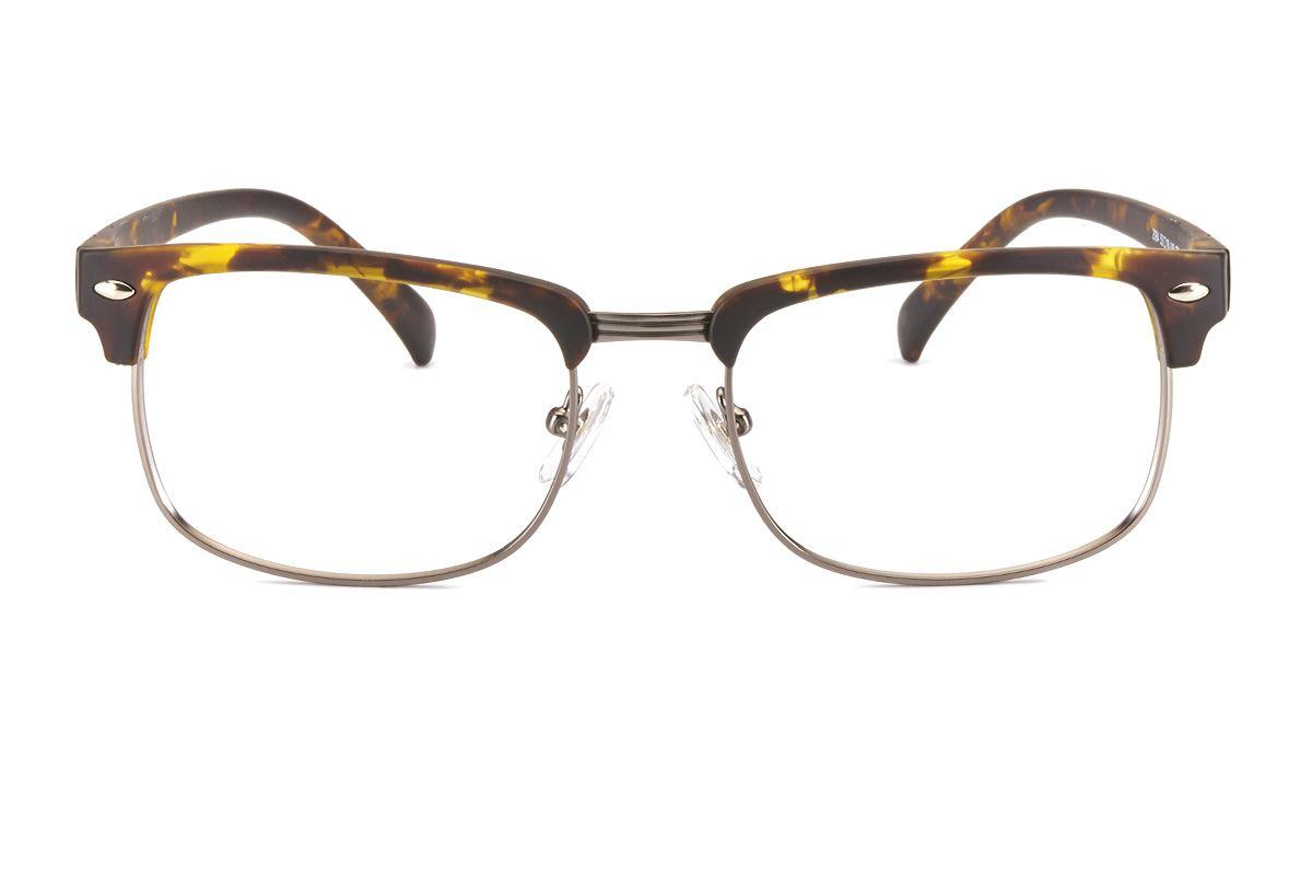 嚴選質感復古眼鏡 2084-AM2