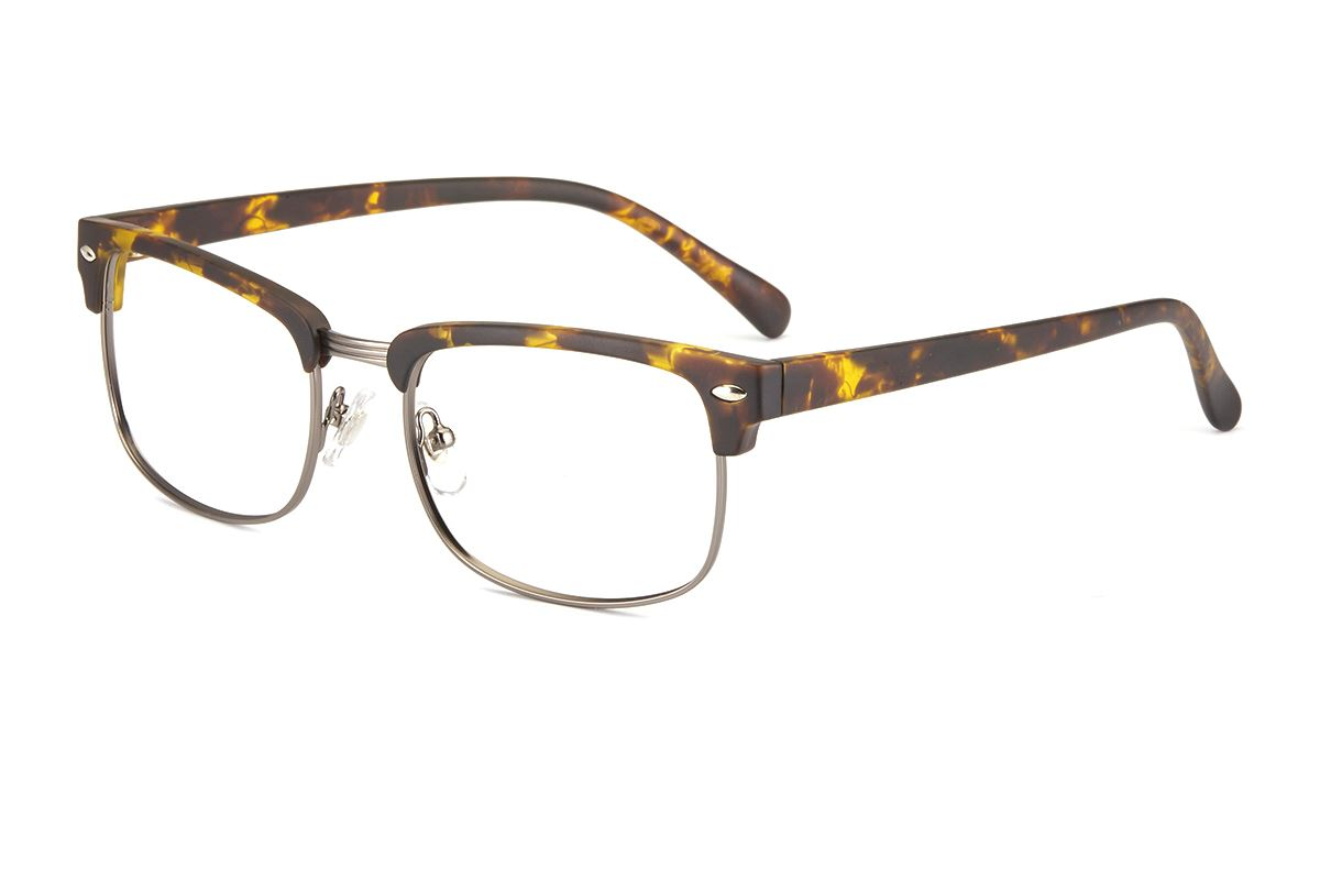 嚴選質感復古眼鏡 2084-AM1
