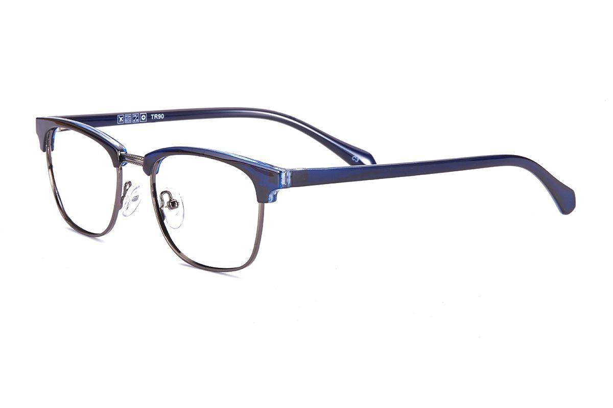 严选时尚眼镜框 TR3259-BA1