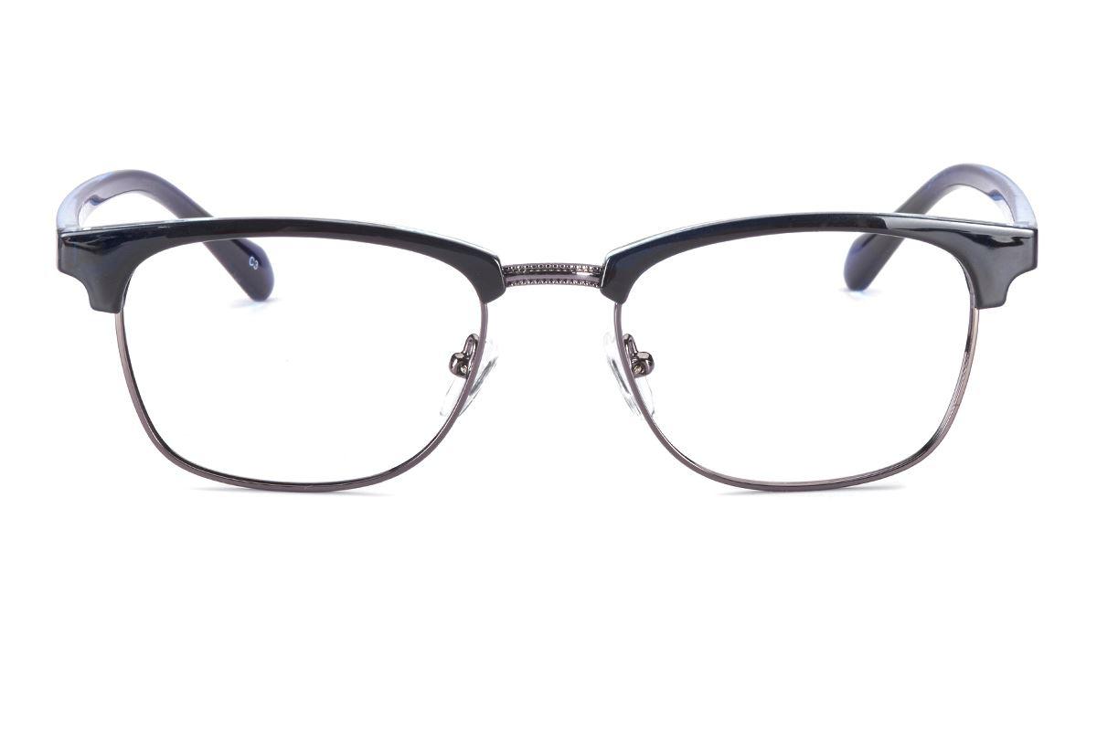 严选时尚眼镜框 TR3259-BA2
