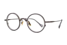 眼鏡鏡框-嚴選高質感鈦鏡框  S3073-C3
