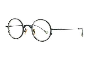 眼鏡鏡框-嚴選高質感鈦鏡框  S3073-C4