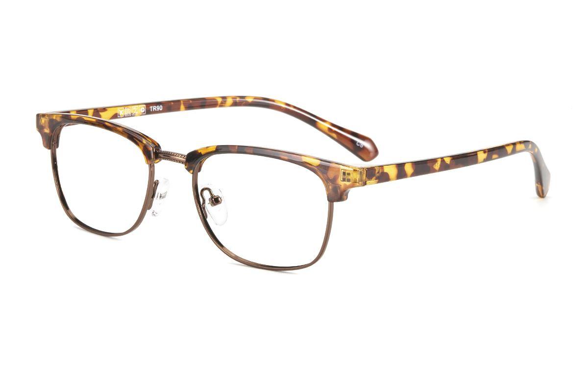 严选时尚眼镜框 TR3259-AM1