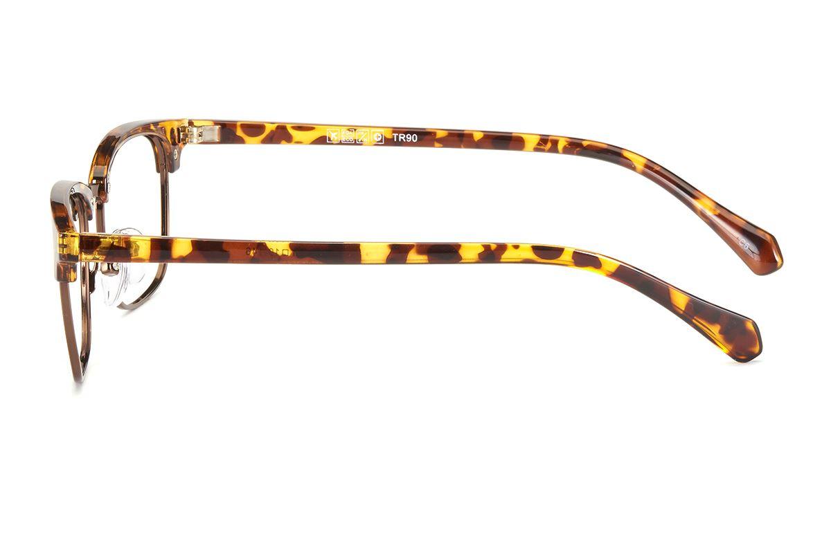严选时尚眼镜框 TR3259-AM3