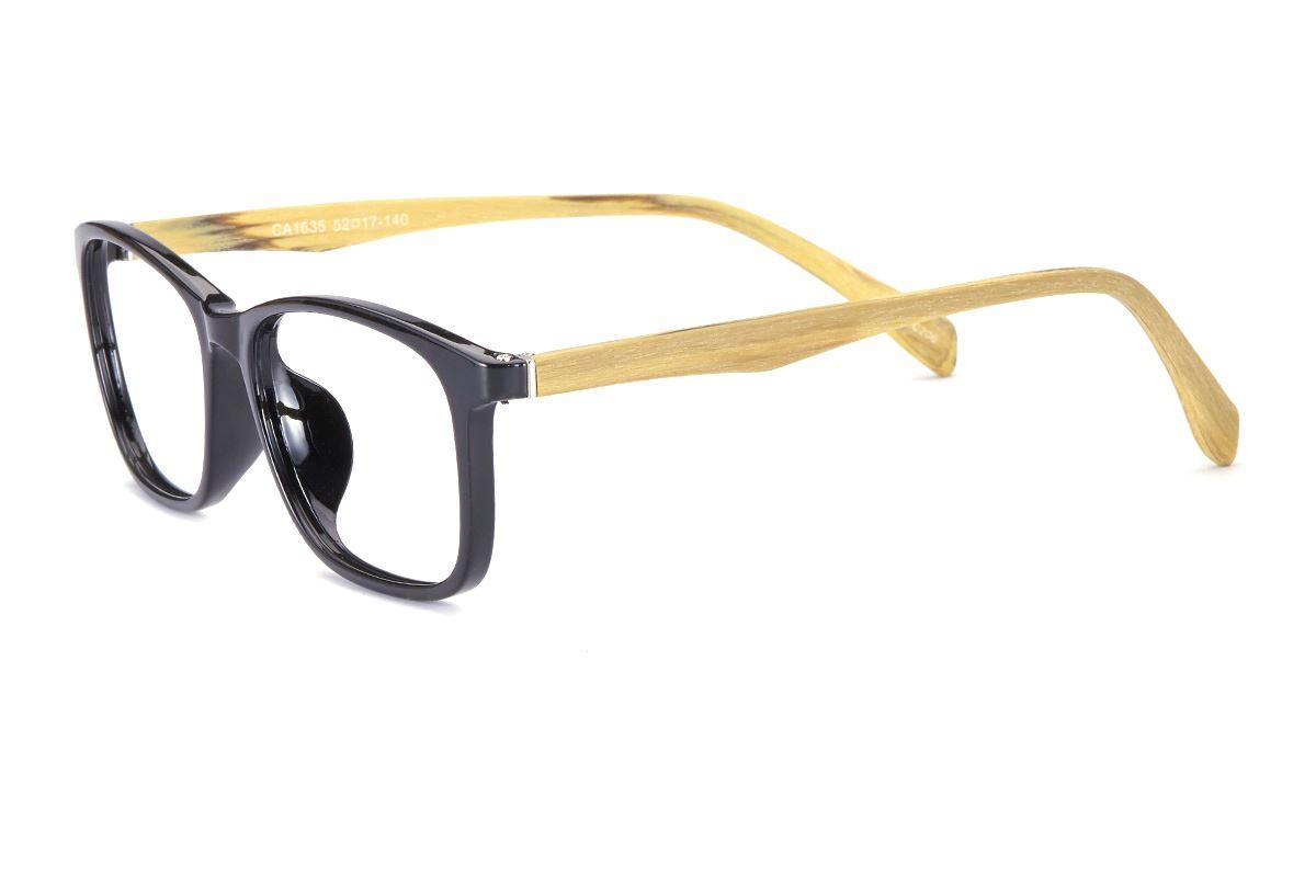严选时尚眼镜框 FGCA1635-BA1