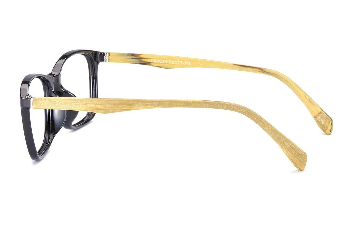 严选时尚眼镜框 FGCA1635-BA3