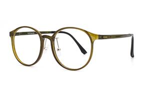 眼镜镜框-严选质感塑钢眼镜 9607-C3