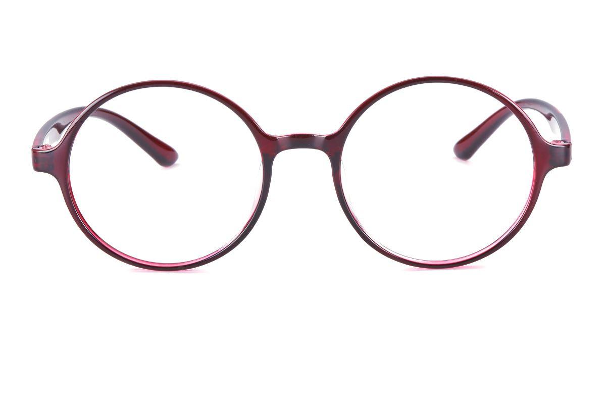 严选韩制眼镜框 S043-RE2