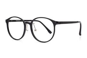 眼鏡鏡框-嚴選質感塑鋼眼鏡 9607-C1