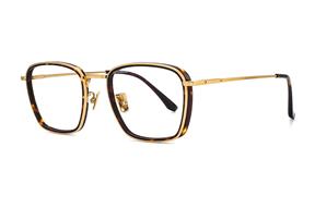 眼鏡鏡框-嚴選高質感鈦鏡框  S3091-C3