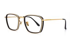 眼鏡鏡框-嚴選高質感鈦鏡框  S3091-C1