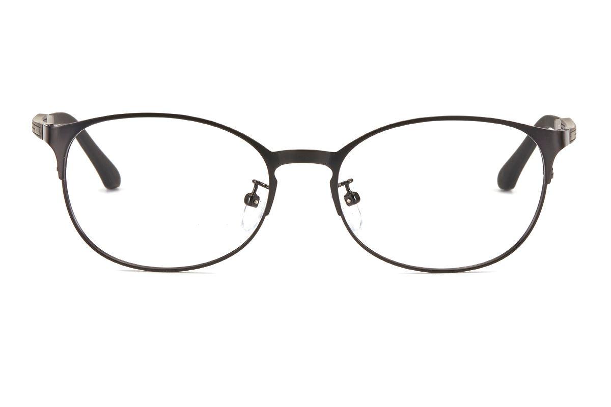嚴選質感簡約眼鏡 L9851-BA2