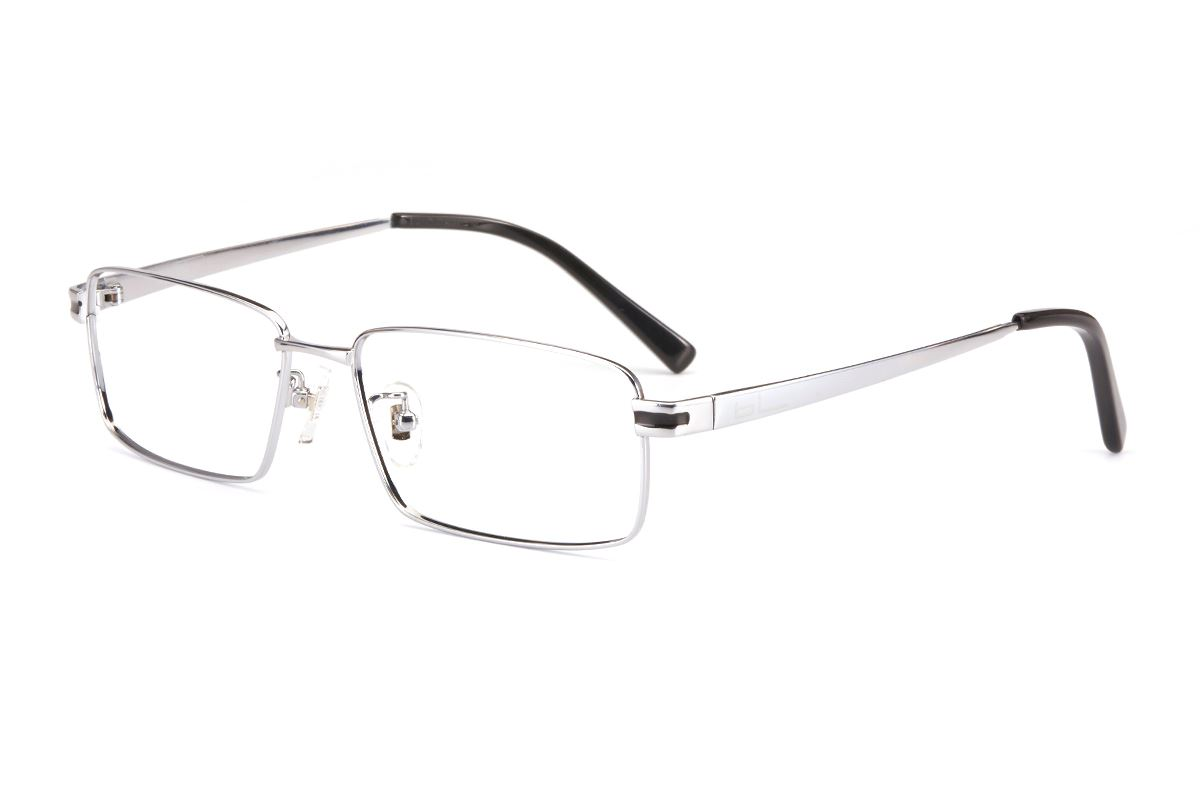 嚴選鈦合金眼鏡 FT8323-SI1