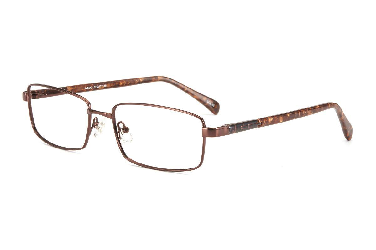 嚴選時尚眼鏡 R6542-BO1