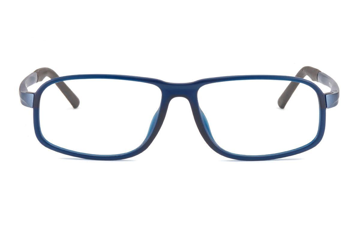 严选时尚眼镜 WP8229-BU2