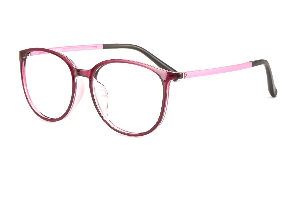 严选塑钢眼镜框 S2214-RE1