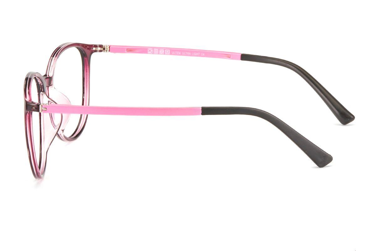 严选塑钢眼镜框 S2214-RE3