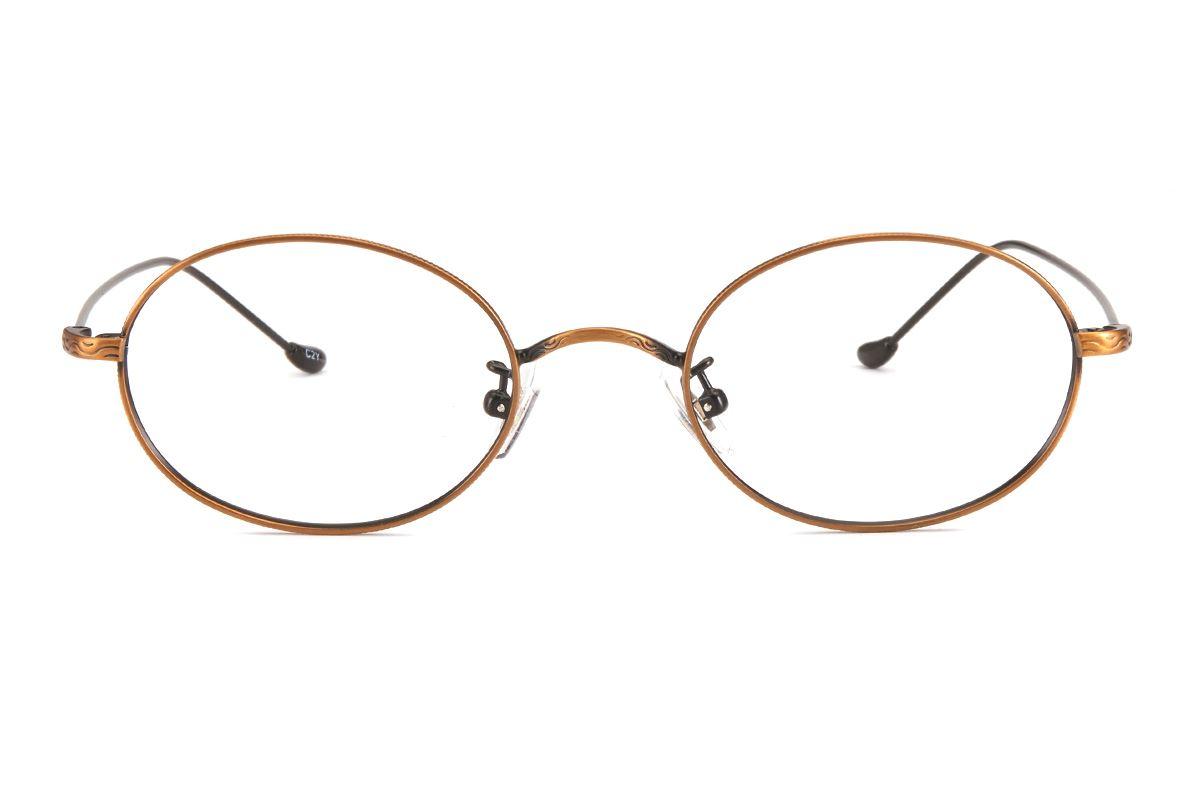 嚴選質感復古眼鏡 H0060-BO2