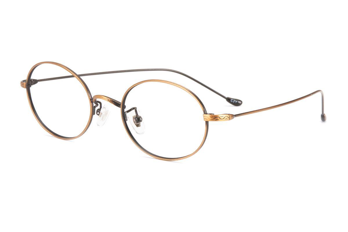严选质感复古眼镜 H0060-BO1
