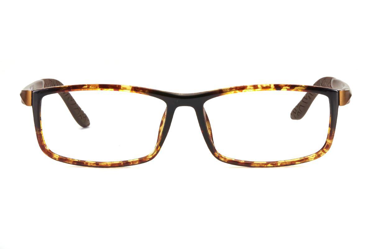 FG 高質感眼鏡 TR9015-BO2