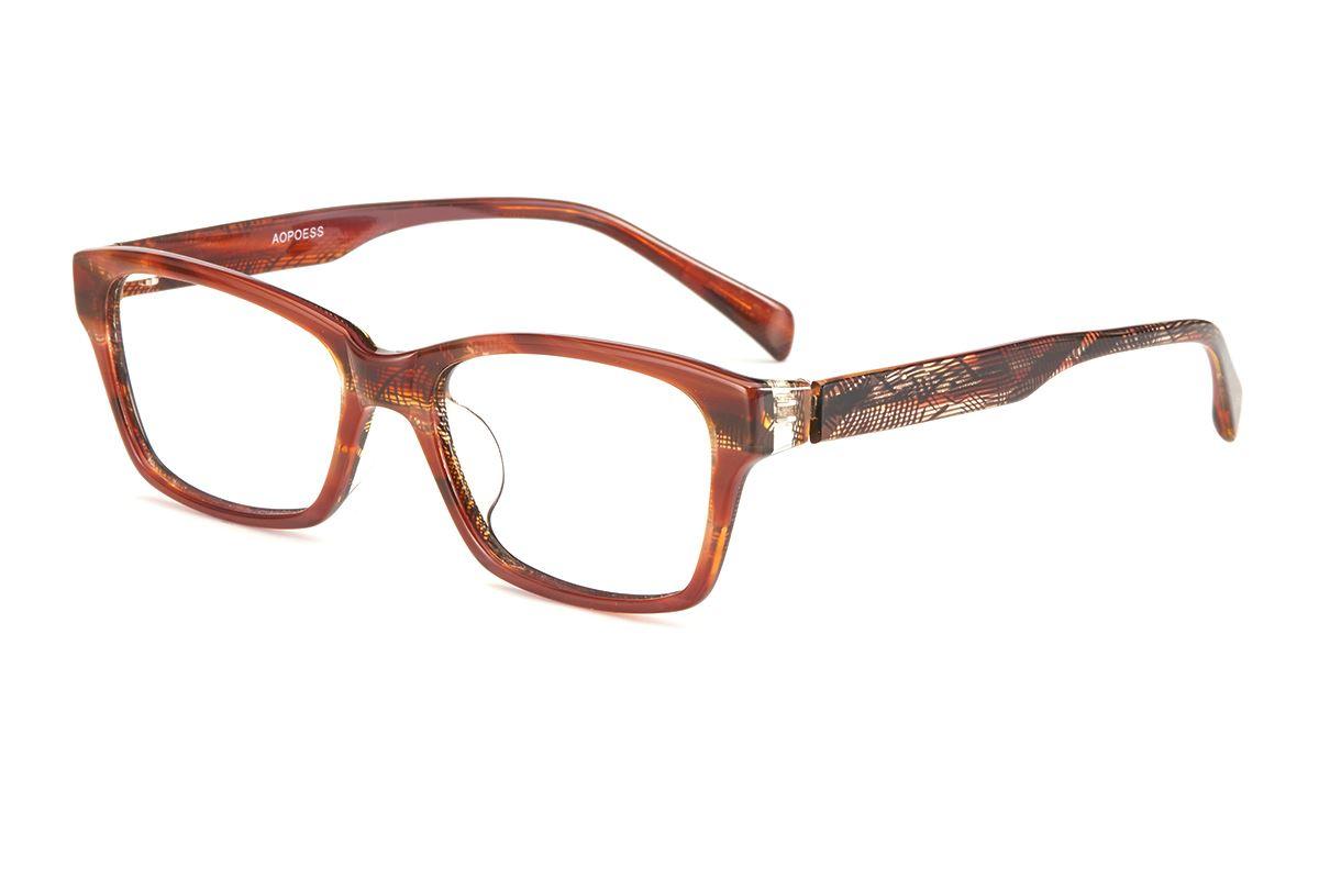 严选时尚TR眼镜框 1032-BO1