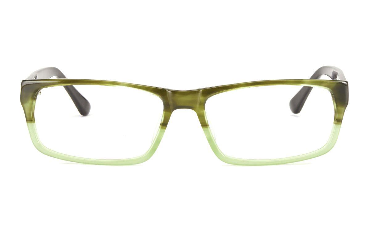 嚴選時尚TR眼鏡框 1057-GR2
