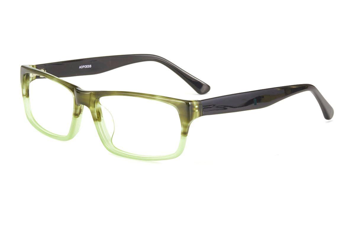 嚴選時尚TR眼鏡框 1057-GR1