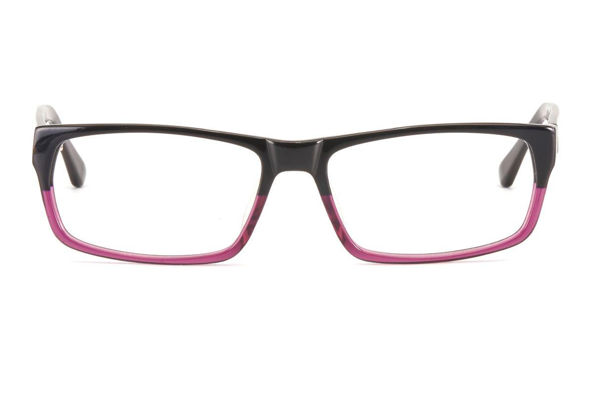 严选时尚眼镜框 1057-PU2