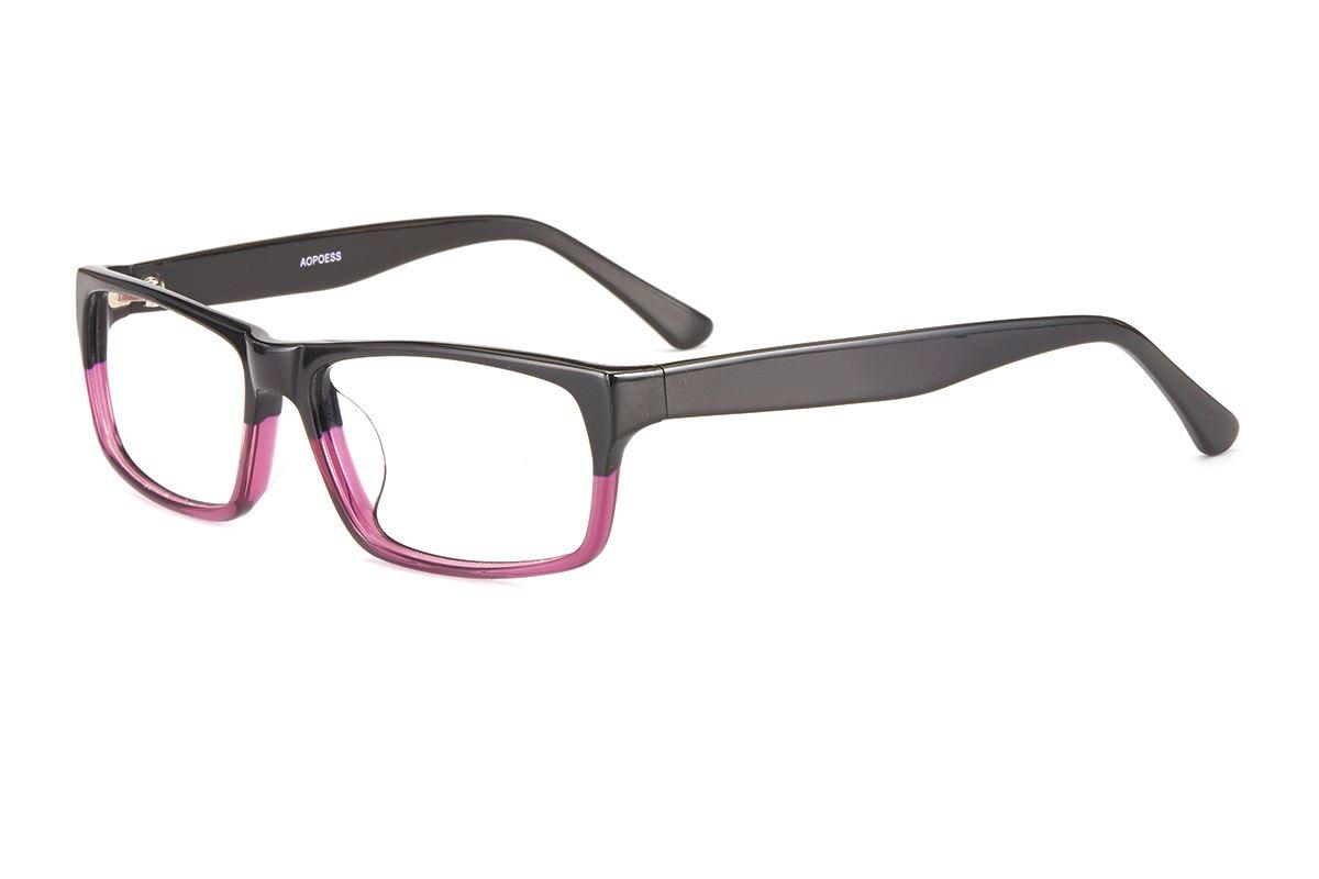 嚴選時尚眼鏡框 1057-PU1