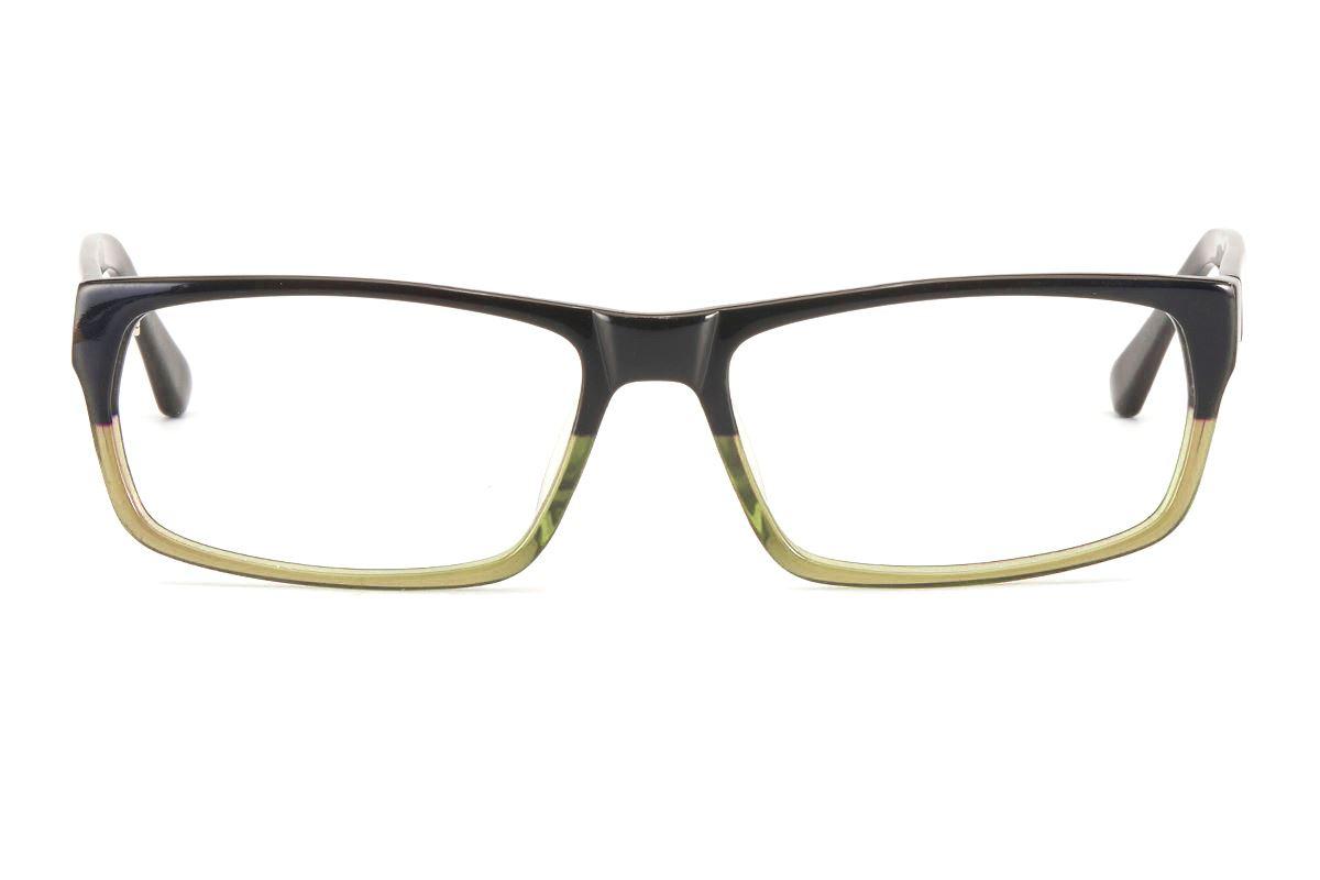 嚴選時尚TR眼鏡框 1057-BO2