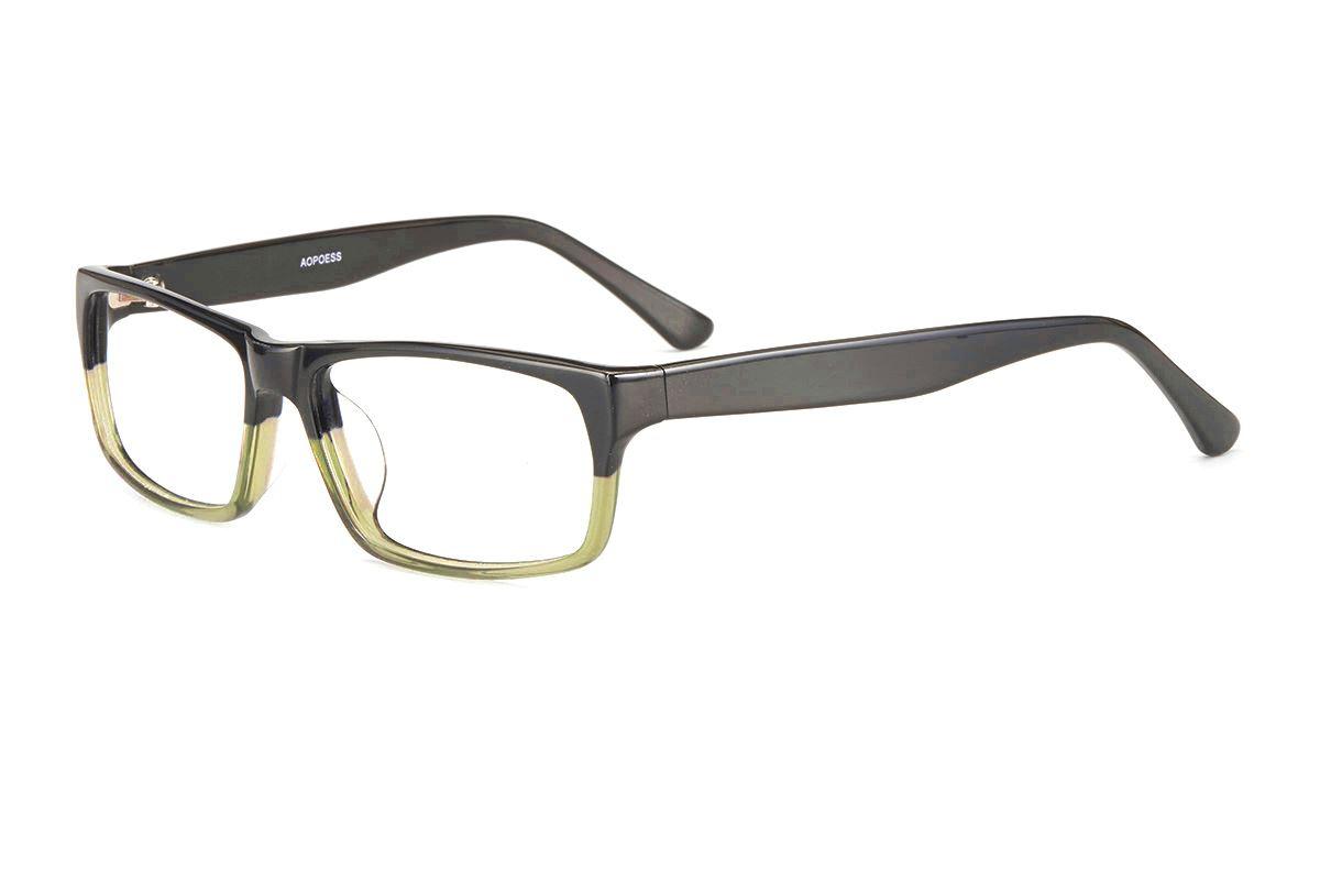 嚴選時尚TR眼鏡框 1057-BO1