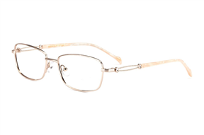 眼镜镜框-严选高质感钛镜框 FSA8525-GO