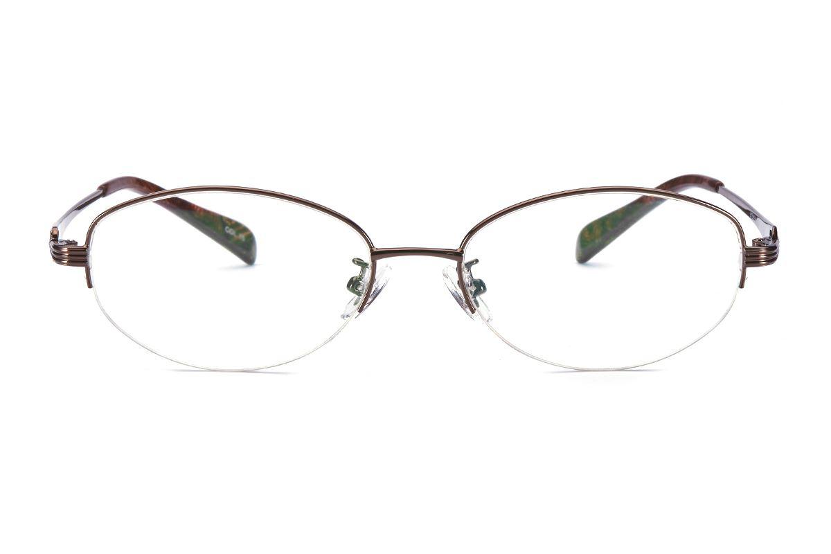 嚴選時尚眼鏡 9604-BO2