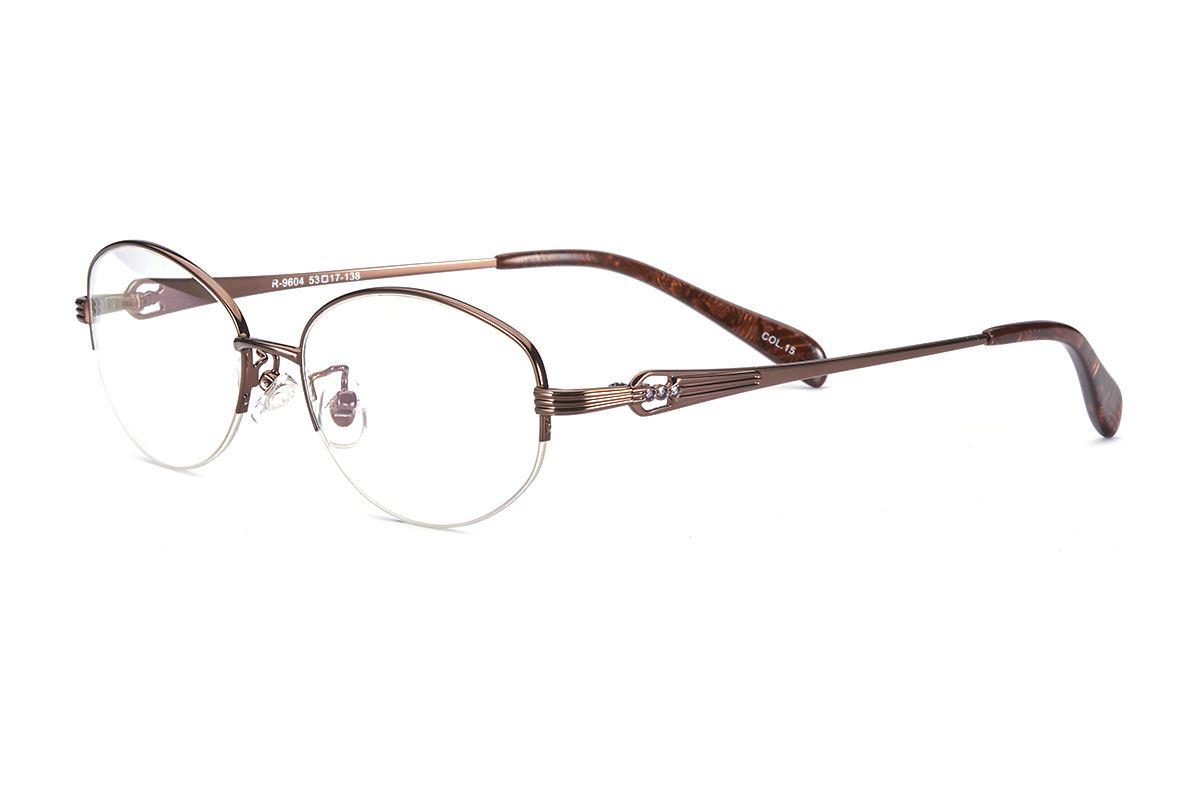 嚴選時尚眼鏡 9604-BO1