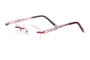 眼鏡鏡框-嚴選高質感鈦鏡框 FW-RE